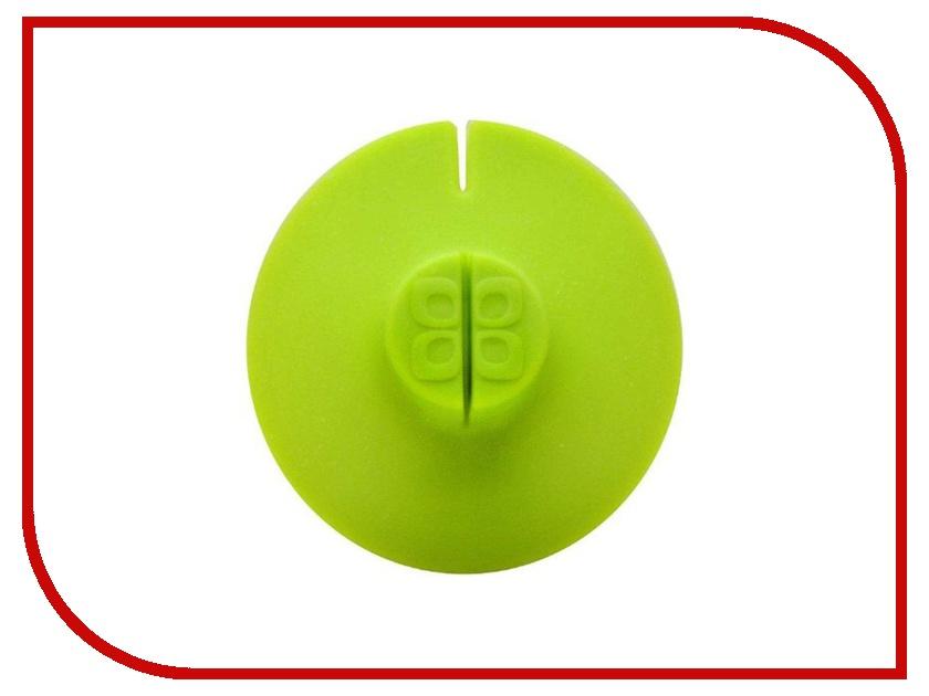 Кухонная принадлежность Bradex Крышка для заваривания и отжима чайных пакетиков Green TK 0196<br>