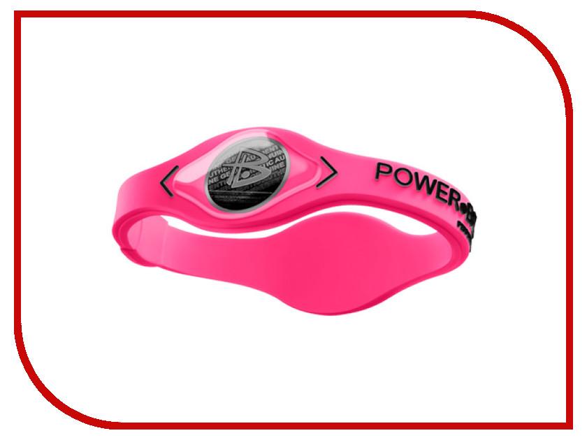 Браслет POWER BALANCE XS NEON Pink