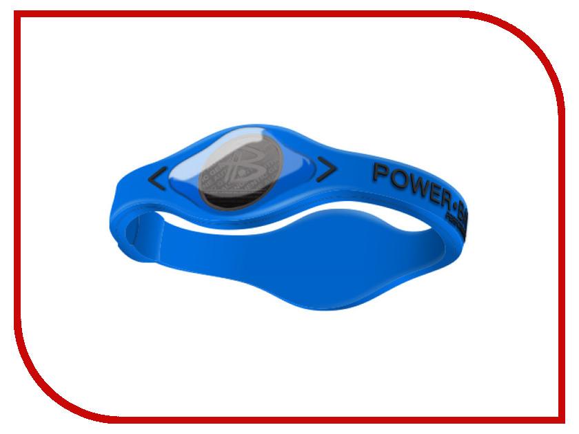 Браслет POWER BALANCE XS Electric Blue-Black