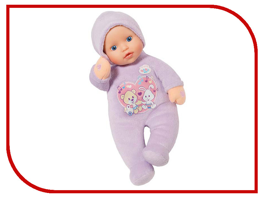 Игрушка Zapf Creation My Little Baby Born 822-517<br>