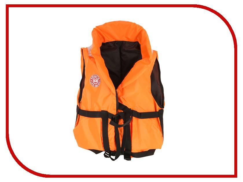 Спасательный жилет Плавсервис Hunter-80 80кг Orange