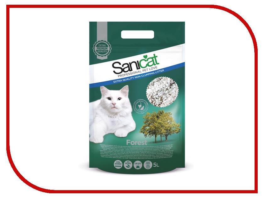 ����������� Sanicat Professional Forest Multiple Cat 5L 54505