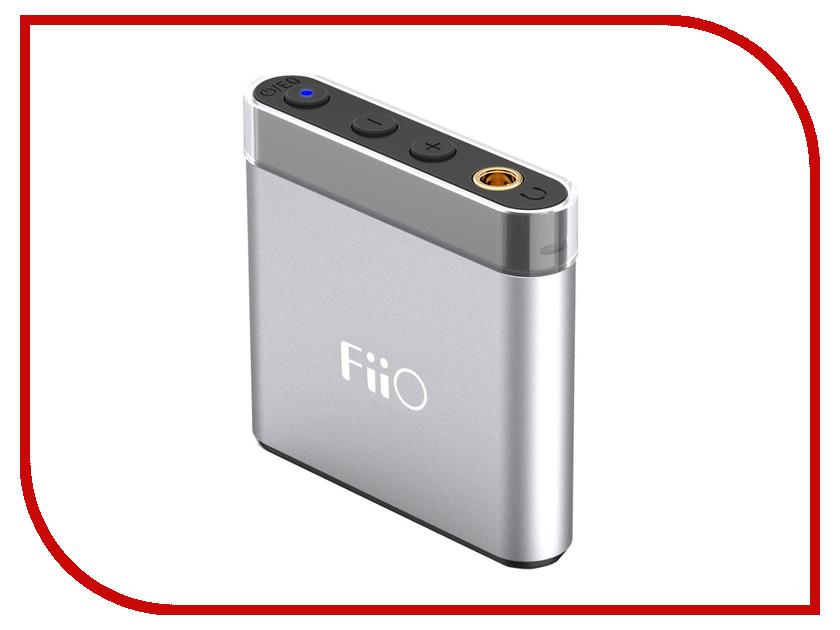Усилитель Fiio A1 усилитель для наушников fiio a1 silver
