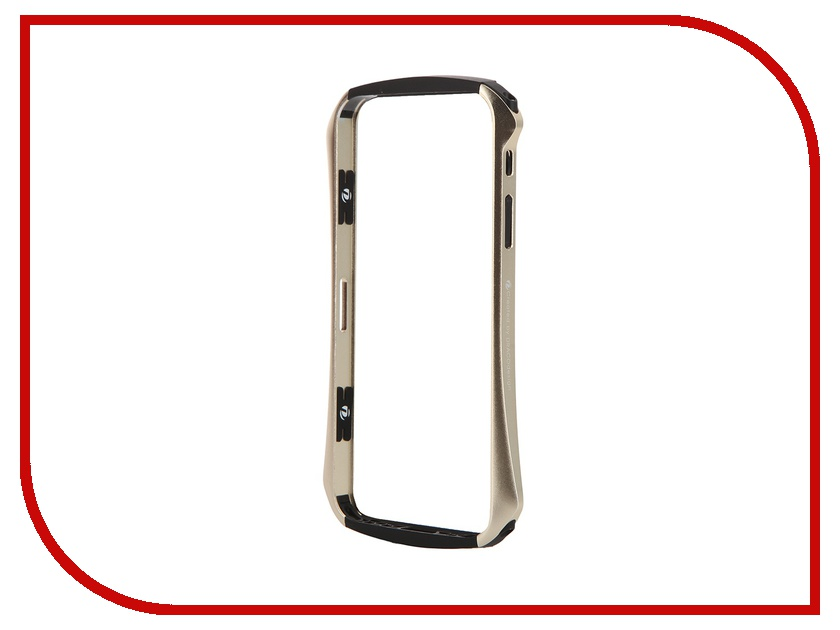 ��������� �����-������ DRACO Ventare ��� iPhone 5/5S Gold DR50VEA1-GDP
