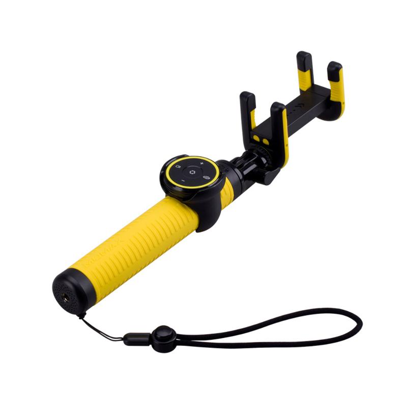 Штатив MOMAX Selfie Hero Selfie Pod 50cm KMS5L Yellow<br>