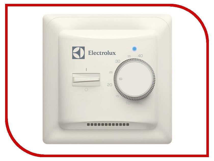 Терморегулятор Electrolux ETB-16 Basic котел настенный electrolux basic duo 24fi