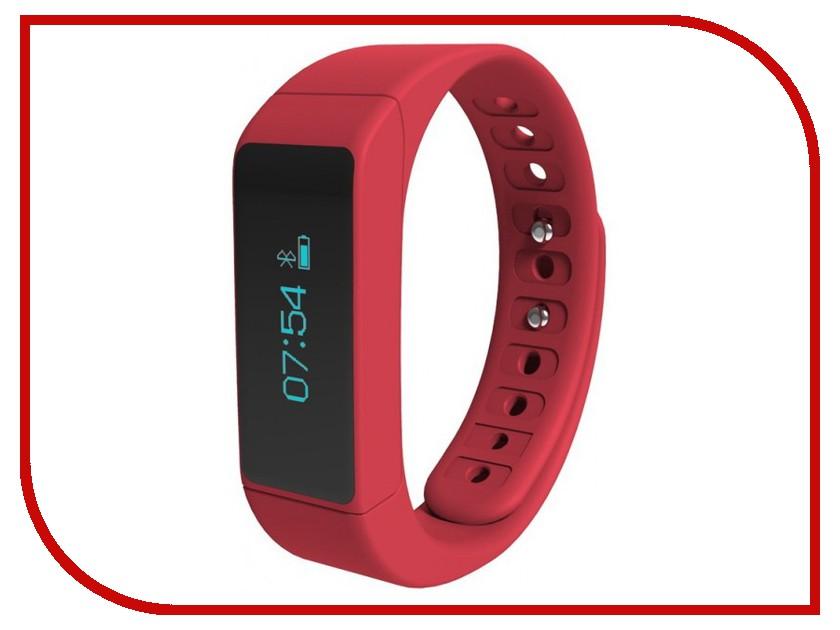 Умный браслет iWOWN i5 Plus Red i5 4590 купить