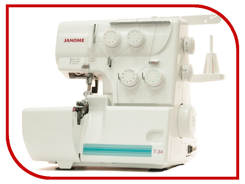 ������� Janome T-34