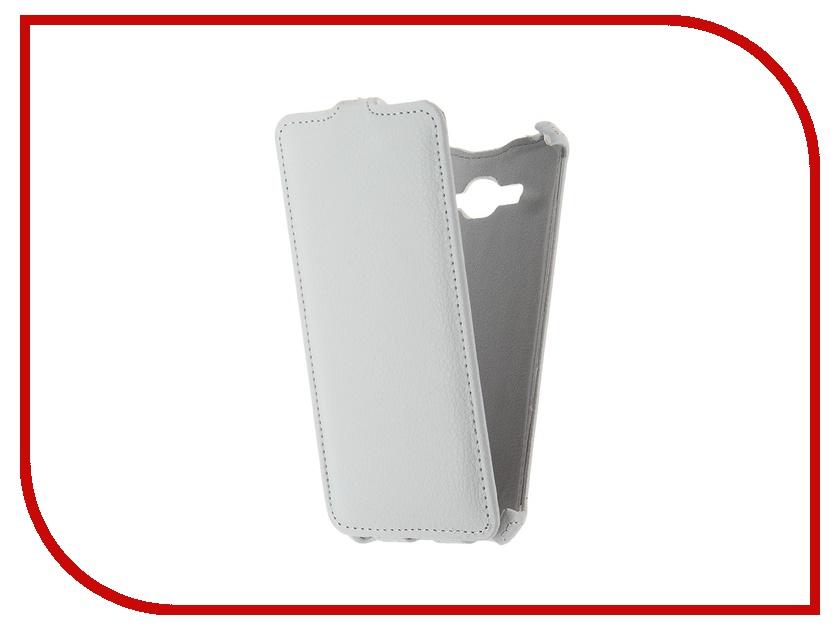 Аксессуар Чехол Samsung SM-G530H Galaxy Grand Prime Zibelino Classico White ZCL-SAM-G530-WHT