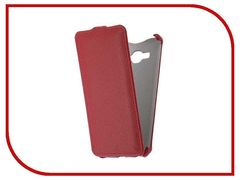 ��������� ����� Samsung SM-G530H Galaxy Grand Prime Zibelino Classico Red