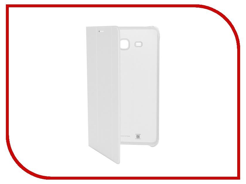 Аксессуар Чехол Samsung Galaxy SM-T285 Tab A 7.0 BookCover White EF-BT285PWEGRU<br>