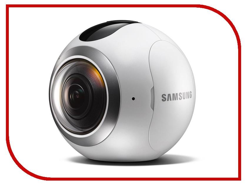 все цены на Экшн-камера Samsung Gear 360 SM-C200N SM-C200NZWASER