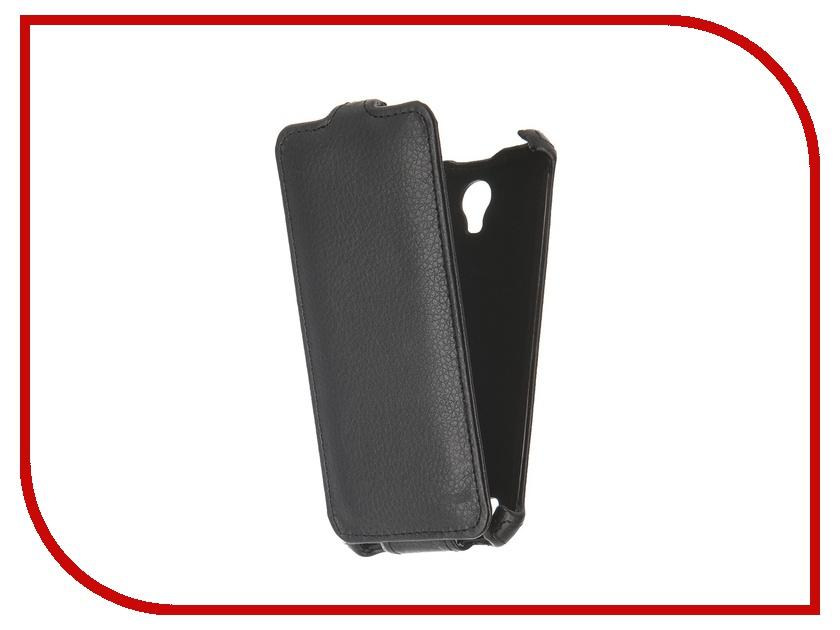 Аксессуар Чехол ASUS Zenfone Go ZC451TG Zibelino Classico Black<br>