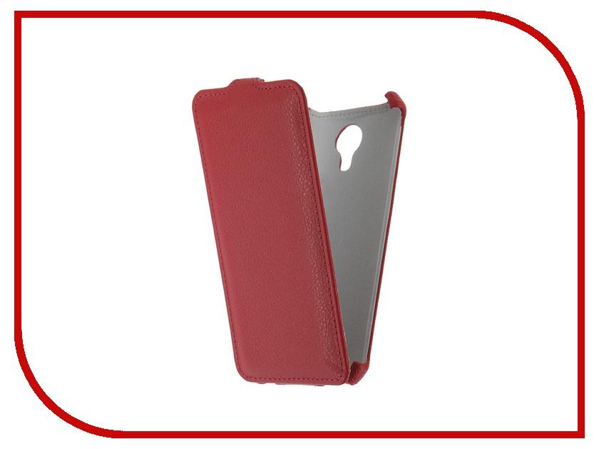 Аксессуар Чехол Meizu M2 Note Zibelino Classico Red<br>