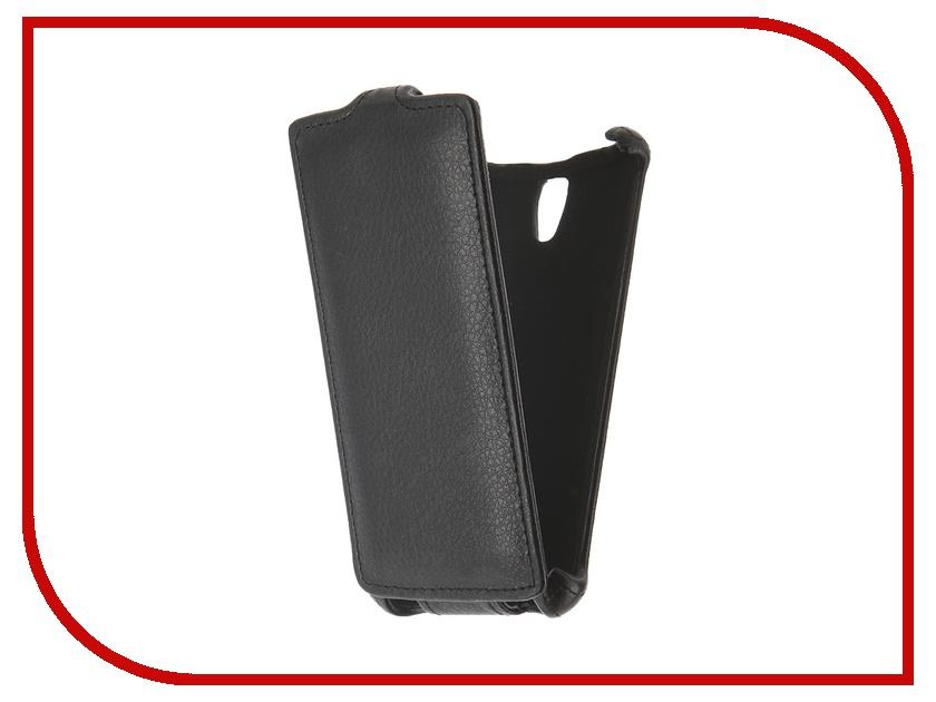 Аксессуар Чехол Lenovo A2010 Zibelino Classico Black