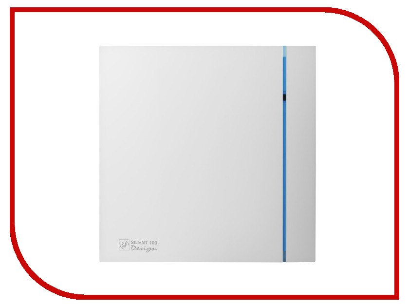 Вытяжной вентилятор Soler & Palau SILENT-100 CZ DESIGN