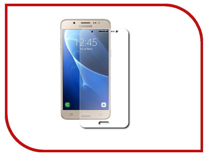 Аксессуар Защитное стекло Samsung J510 Galaxy J5 2016 Zibelino 0.33mm 2.5D ZTG-SAMJ5-2016<br>
