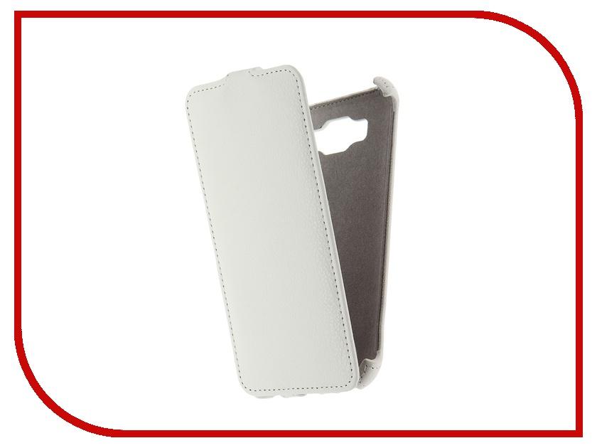 Аксессуар Чехол Samsung Galaxy J7 2016 Armor White<br>