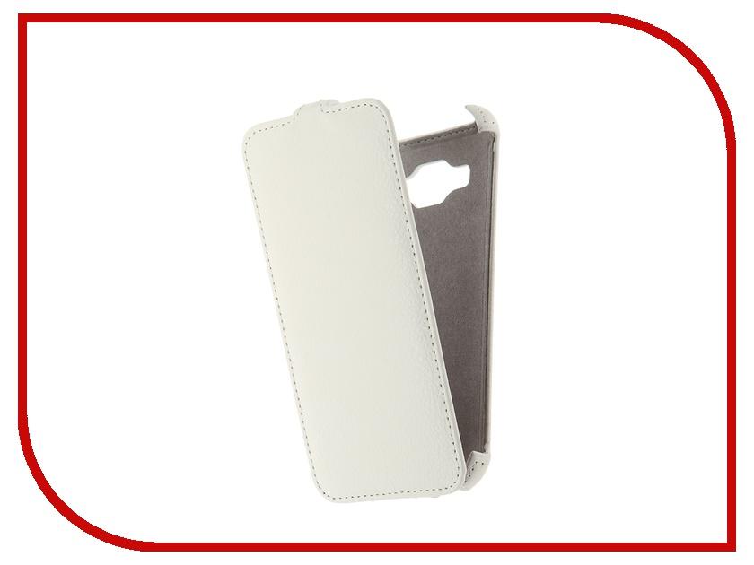 Аксессуар Чехол Samsung Galaxy J5 2016 Armor White<br>
