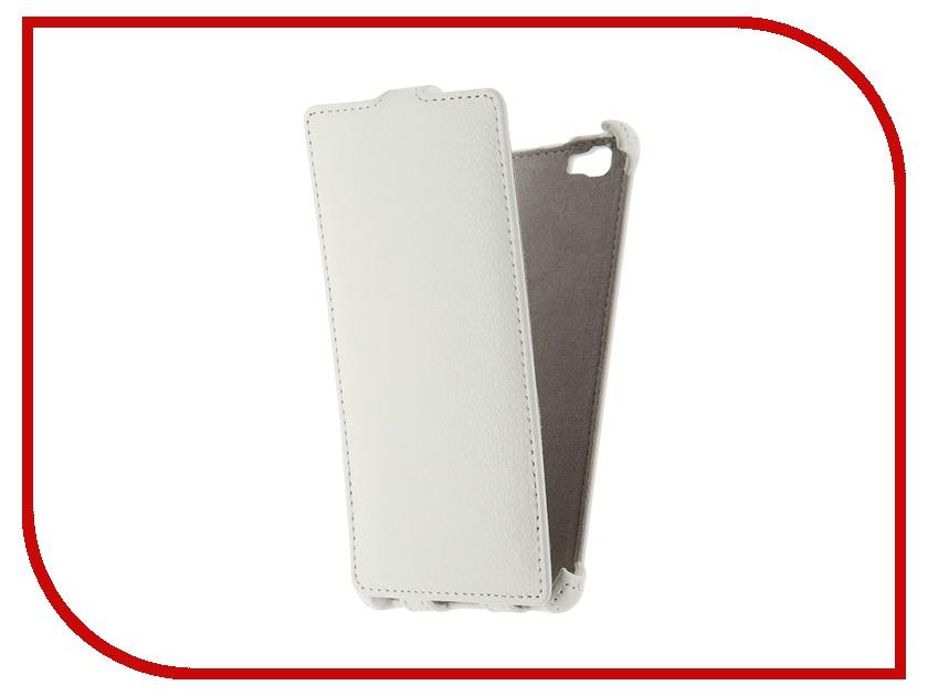 Аксессуар Чехол Huawei Honor P8 Lite Armor White<br>