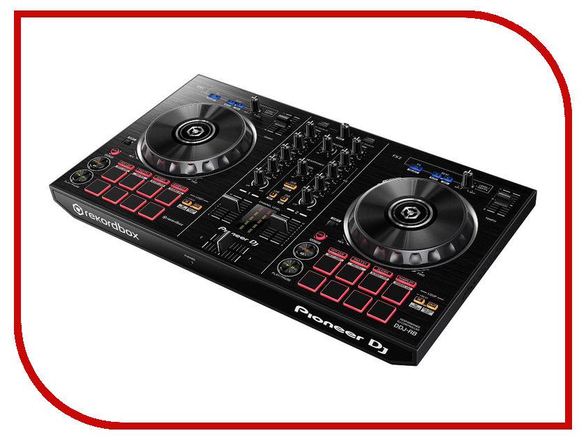MIDI-контроллер Pioneer DDJ-RB<br>