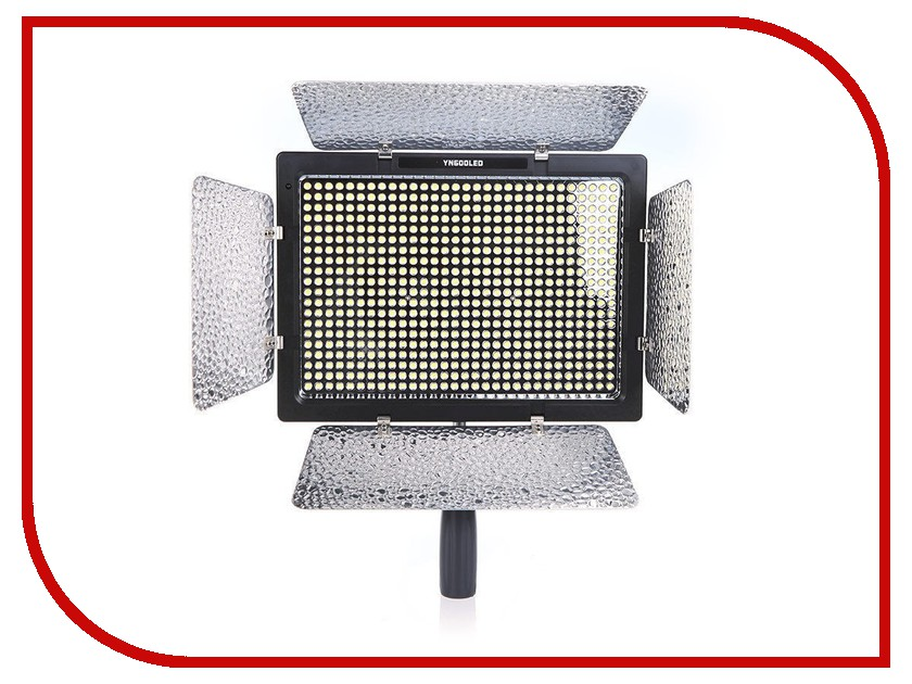 Накамерный свет YongNuo LED YN-600 II 3200-5500K new yongnuo yn760 led studio light lamp with 5500k color temperature and adjustable brightness for the camera camcorder