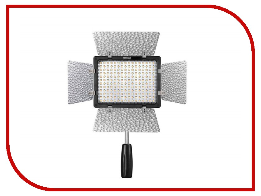 Накамерный свет YongNuo LED YN-160 III 5500K pro svet light led evo iii