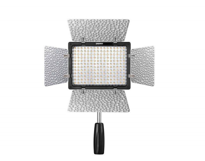 Фото - Накамерный свет YongNuo LED YN-160 III 3200-5500K каска delta plus quartz up iii quarup3or
