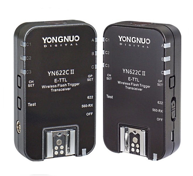 Радиосинхронизатор YongNuo YN-622N II для Nikon