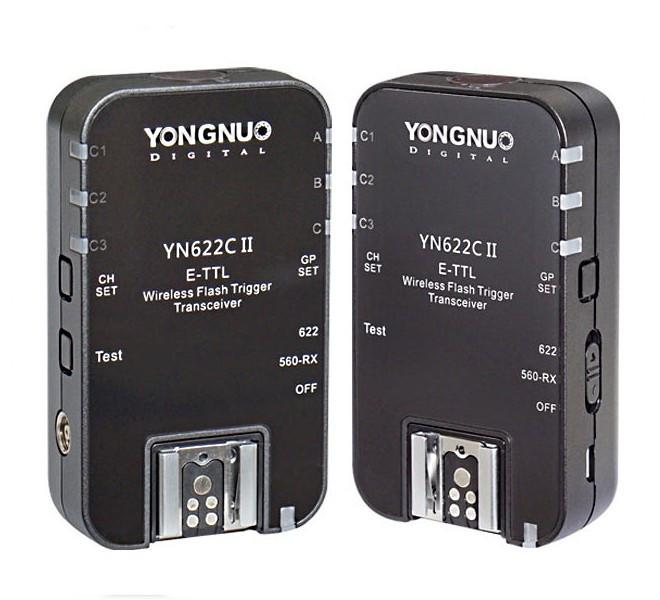 Радиосинхронизатор YongNuo YN-622N II для Nikon цена и фото
