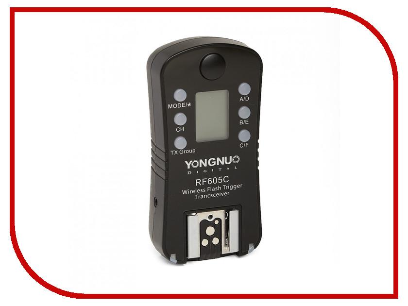 Аксессуар YongNuo RF-605 C для Canon - радиосинхронизатор