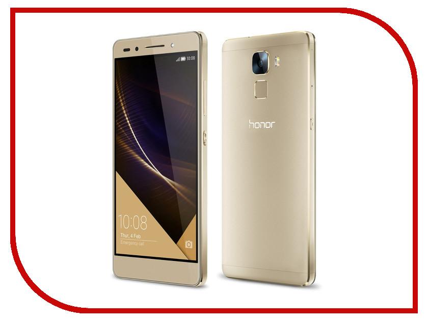 Сотовый телефон Huawei Honor 7 Premium Gold<br>