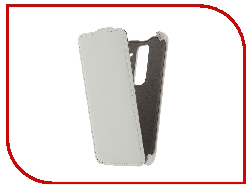 Аксессуар Чехол LG Class H650 Activ Flip Case Leather White 57471 highscreen flip case чехол для power five white