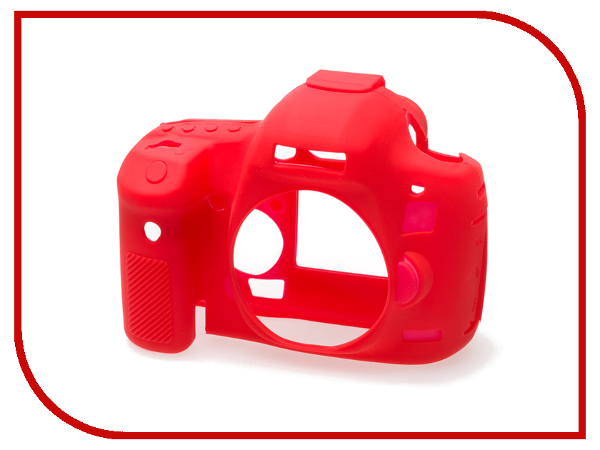 ����� easyCover Discovered Canon EOS 5D Mark III Red