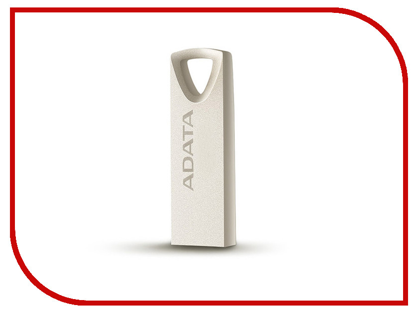 USB Flash Drive 16Gb - A-Data UV210 AUV210-16G-RGD