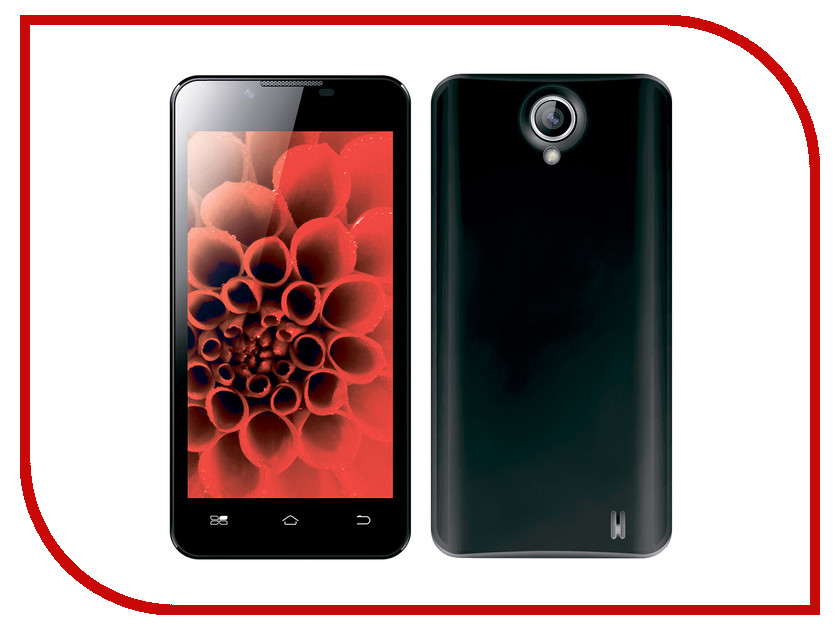 Сотовый телефон 4Good S501m 3G<br>