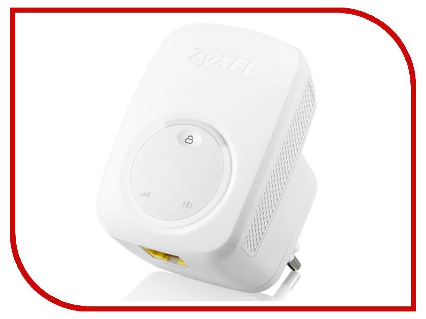 Wi-Fi усилитель ZyXEL WRE2206 басовый усилитель ampeg svt 7pro