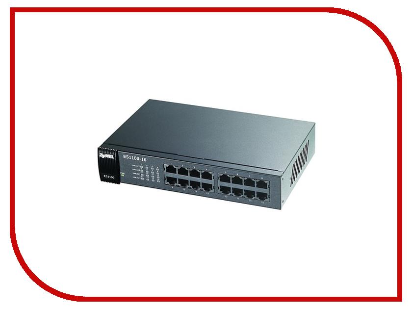 Коммутатор ZyXEL ES1100-16