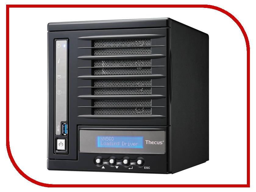 Сетевое хранилище Thecus N4560<br>
