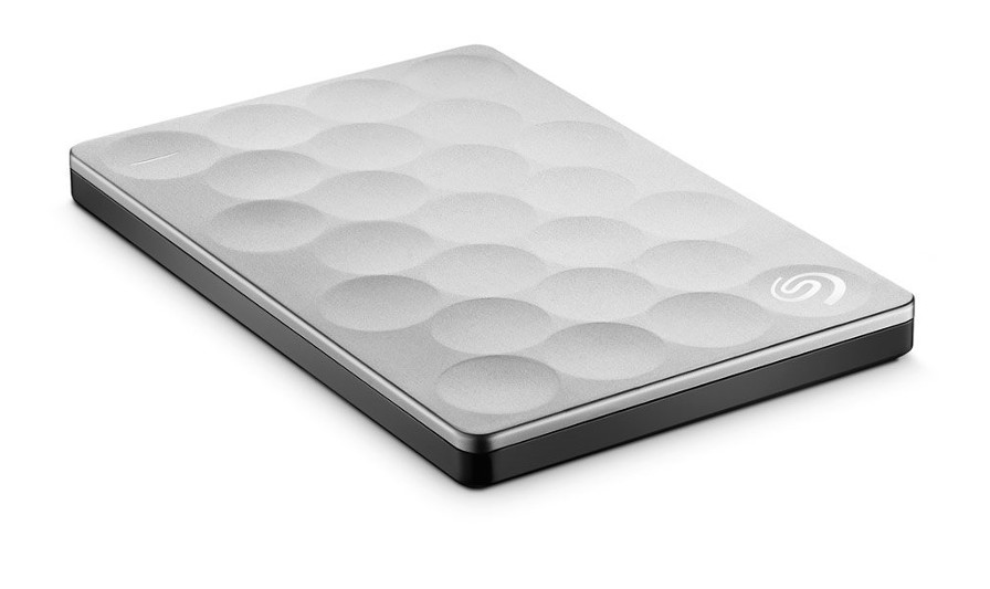 Жесткий диск Seagate Backup Plus Ultra Slim 1Tb Platinum STEH1000200 цены
