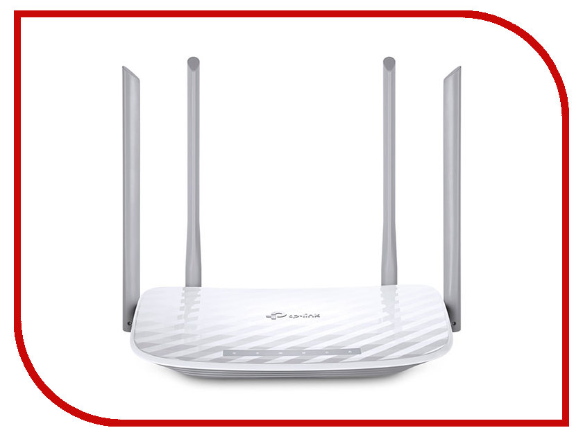 Wi-Fi роутер TP-LINK Archer C50 wi fi роутер tp link archer mr200 ac750