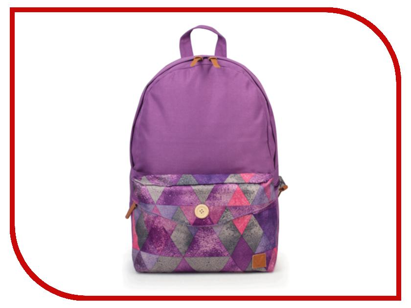 Рюкзак BRAUBERG B-HB1601 Purple 225351