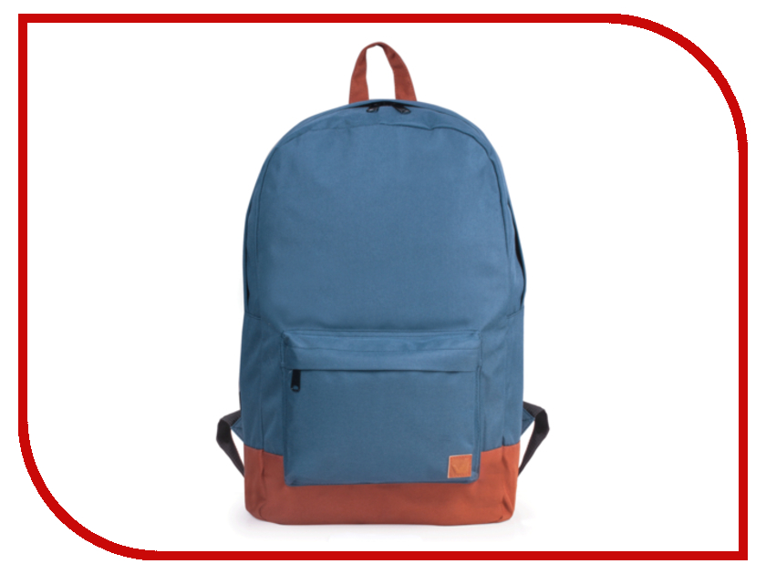 Рюкзак BRAUBERG B-HB1609 Blue-Brown 225359<br>