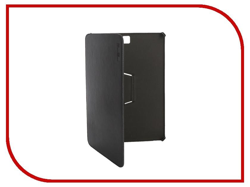 Аксессуар Чехол Samsung Galaxy Tab A 9.7 InterStep Leather Black 41255<br>