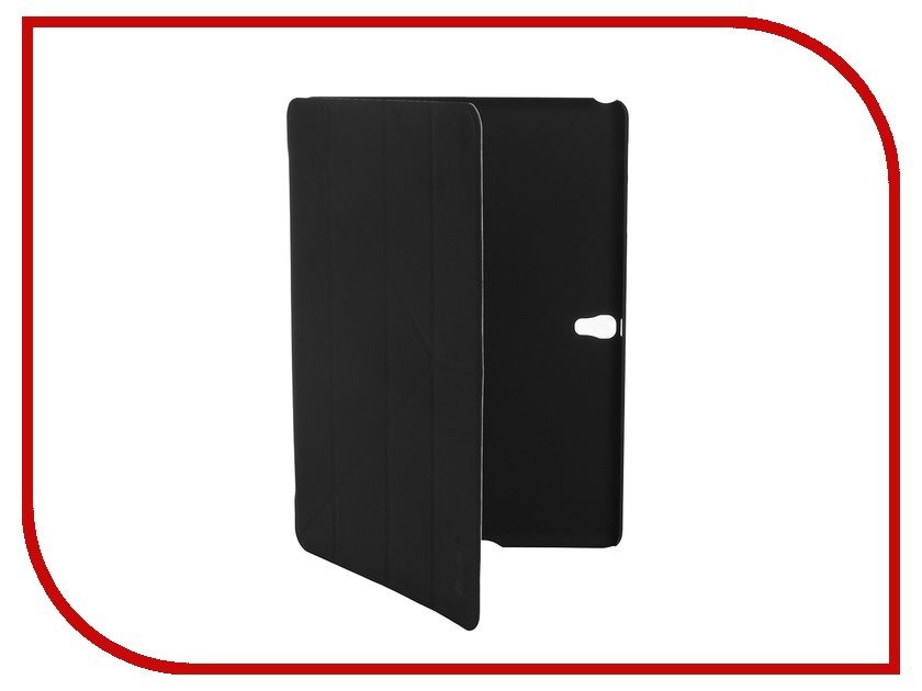Аксессуар Чехол Samsung Galaxy Tab S 10.5 InterStep Leather Black HSM-SAGTS10P-NK1301O-K100 37187