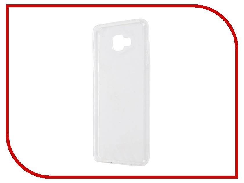 Аксессуар Чехол Samsung Galaxy A7 2016 InterStep Transparent HSD-SAGA716K-NP110O-K100 44432<br>