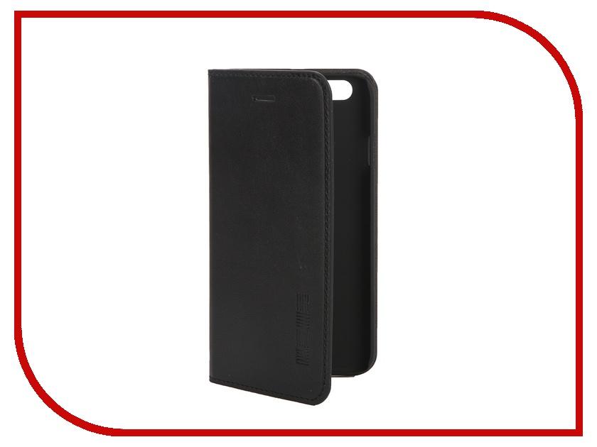 Аксессуар Чехол Samsung Galaxy J7 InterStep Leather Black 42723<br>