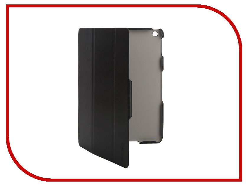 Аксессуар Чехол InterStep Leather для APPLE iPad Air Black HCS-APIPAIRP-NK1301O-K100 33458