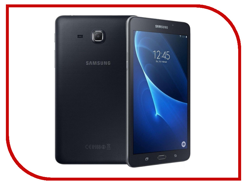 Планшет Samsung SM-T280 Galaxy Tab A 7.0 - 8Gb Black SM-T280NZKASER Quad Core 1.3 GHz/1536Mb/8Gb/Wi-Fi/Bluetooth/Cam/7.0/1280x800/Android