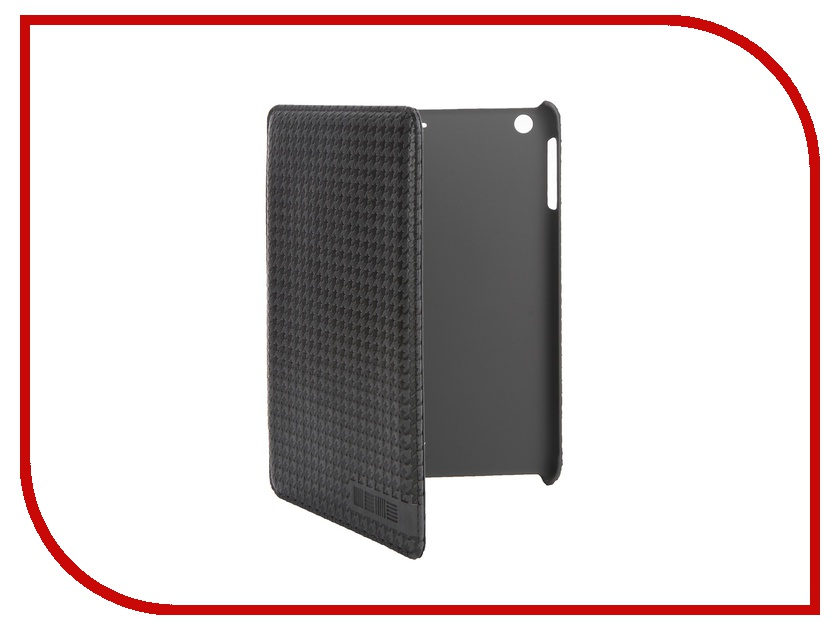Аксессуар Чехол InterStep Leather для APPLE iPad mini / mini 2 Grey 30448